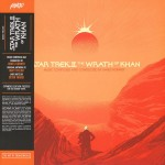 JAMES HORNER Star Trek II The Wrath Of Khan 180g 2xLP (MOND-032)