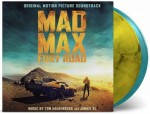 Mad Max Fury Road OST Junkie XL 180g COLOUR 2xLP (MOVATM045)
