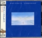 DIRE STRAITS Communique SHM JAPAN CD (UICY-25352)