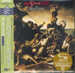 THE POGUES Rum Sodomy & The Lash SHM JAPAN (WPCR-17879)