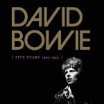 PREORDER EDITION of DAVID BOWIE Five Years 1969-73 BOX + Radio Show 10