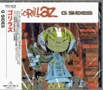 GORILLAZ G Sides - Japan CD WPCR-50136
