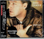DAVID GILMOUR About Face JAPAN CD (MHCP-1050)