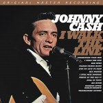 JOHNNY CASH I Walk The Line (MFSL 2-495 180g 2xLP 45rpm)
