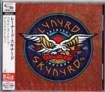 LYNYRD SKYNYRD  Skynyrd's Innyrds / Their Greatest Hits SHM-CD UICY-25276