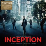 HANS ZIMMER Inception (Incepcja) OST LIMITED CLEAR LP
