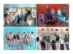BTS BANGTAN BOYS Love Yourself Answer (KPOP -4 PLAKATY bez CD)