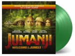 HENRY JACKMAN Jumanji: Welcome To The Jungle COLOURED 2xLP MOVATM188