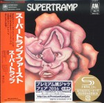 SUPERTRAMP Supertramp JAPAN SHM-CD (Cardboard UICY-77872)