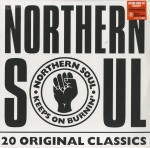 RSD17 NORTHERN SOUL: 20 ORIGINAL CLASSICS (red coloured vinyl)