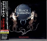 BLACK SABBATH Reunion (EICP-1581) JAPAN 2 x CD