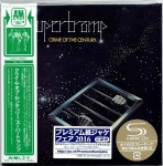 SUPERTRAMP Crime Of The Century SHM JAPAN 2016 UICY-77874