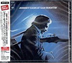 JOHNNY CASH At San Quentin JAPAN CD (MHCP-993)