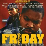 FRIDAY OST Soundtrack ICE CUBE - 3D cover