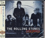 ROLLING STONES Stripped SHM-CD Japan UICY-20205