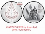 ASSASSIN'S CREED by Jesper Kyd VINYL PICTURE DISC