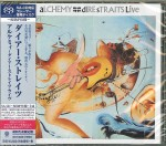 DIRE STRAITS Alchemy -  JAPAN SHM SACD REMASTERED (UIGY-9638)