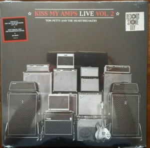 TOM PETTY AND THE HEARTBREAKERS Kiss My Amps Live, Vol.2 RSD2016