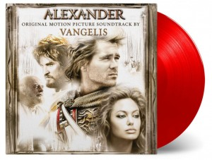 VANGELIS Alexander (MOVATM195 COLORED LP)
