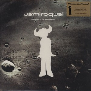 JAMIROQUAI The Return Of The Space Cowboy 2xLP 180g (MOVLP730)