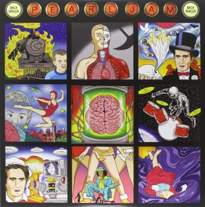 PEARL JAM Backspacer - US limited LP 180g