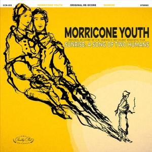 MORRICONE YOUTH Sunrise A Song of Two Humans COLOR LP