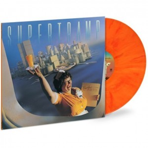 SUPERTRAMP Breakfast In America (limited 180g coloured vinyl)