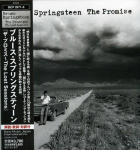 BRUCE SPRINGSTEEN THE PROMISE japan press 2xCD  (SICP-2977)