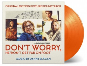 DANNY ELFMAN Don't Worry, He Won't Get Far On Foot