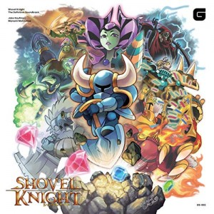 MANAMI MAT, JAKE KAUFMAN Shovel Knight - The Definitive Soundtrack (2xLP COLOR DELUXE)