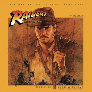 JOHN WILLIAMS & LONDON SYMPHONY ORCHESTRA Raiders Of The Lost Ark 2xLP