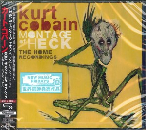 KURT COBAIN (NIRVANA) Montage Of Heck The Home JAPAN SHM CD (UICY-15444)