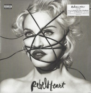 MADONNA Rebel Heart 2xLP