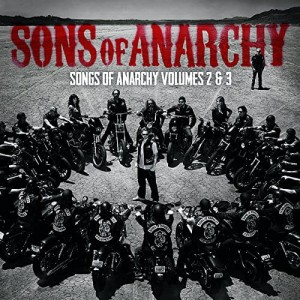 RSD15 Sons of Anarchy Songs Of vol. 2+3 CLEAR 2xLP