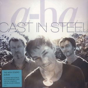 A-HA Cast In Steel - LP