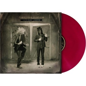 THOSE POOR BASTARDS Vicious Losers (RED LP)