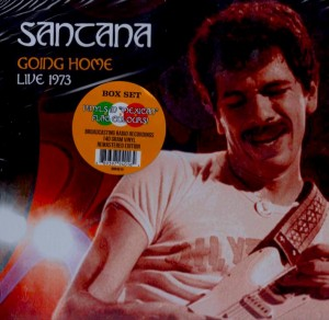 SANTANA Going Home - 3xLP Color Vinyl LIMITED BOX