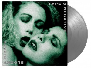 TYPE O NEGATIVE Bloody Kisses (180g COLOR VINYL)