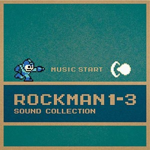 ROCKMAN 1-3 Sound Collection (JAPAN LP / VIDEO GAME OST)