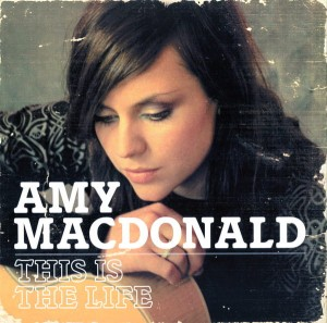AMY MACDONALD This Is The Life (LP 2008)