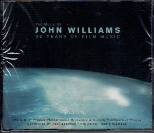 The Music Of John Williams - 40 Years Of Film Music (TVPMCD 810) HDCD MULTICHANNEL 4xCD BOX