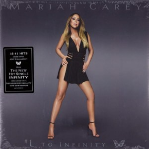 MARIAH CAREY #1 To Infinity - 2xLP