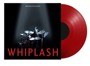 Justin Hurwitz WHIPLASH - soundtrack - RED LP