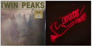 ZESTAW Twin Peaks (Limited Event Series Soundtrack + Music 4xLP 180g)