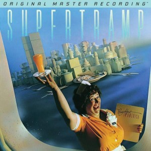 SUPERTRAMP Breakfast In America (MFSL 1-471 180g)