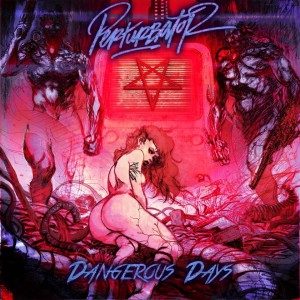 PERTURBATOR Dangerous Days 2xLP 180g * repress