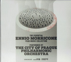 THE CITY OF PRAGUE PHILHARMONIC The Essential Ennio Morricone Film Music Collection (SILCD1516)