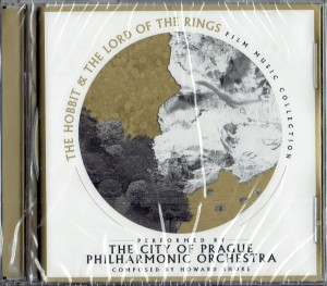 HOWARD SHORE The Complete Hobbit & Lord Of The Rings Film Music Collection 2xCD SILCD1483)