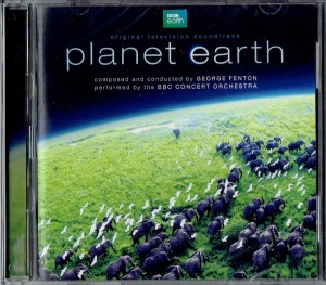 GEORGE FENTON & THE BBC CONCERT ORCHESTRA Planet Earth (Original Television Soundtrack) 2xCD SILCD1564