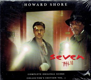 HOWARD SHORE Seven (SIEDEM OST DIGIPAK CD)